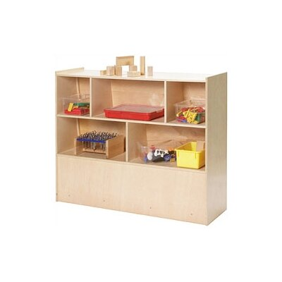 Steffy Wood Products Book Storage Center