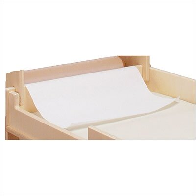 Steffy Wood Products Paper Roll for Changing Table