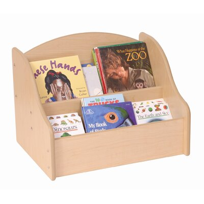 "Steffy Wood Products 15"" Book Display"