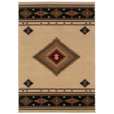 Boylston Industries Hunter Beige/Green Rug