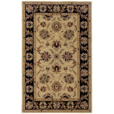 Boylston Industries Amberly Ivory/Black Rug