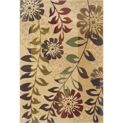 Boylston Industries Harrison Ivory/Gold Rug