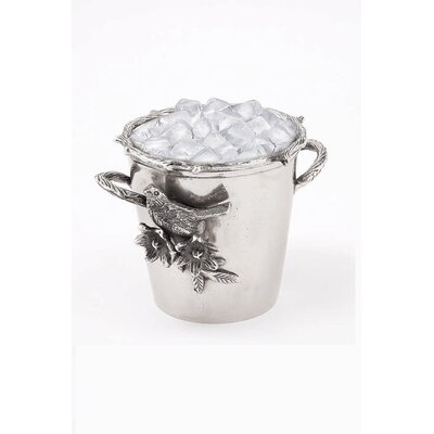Star Home Birds and Branches Ice Bucket or Caddy