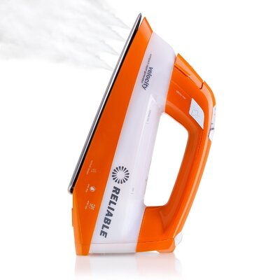 Reliable Corporation Compact Vapor Generator Iron in Orange