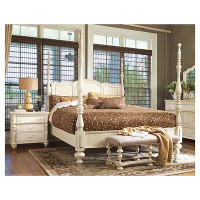 Paula Deen Home Savannah Four Poster Bed