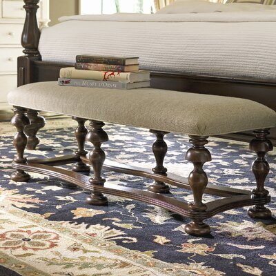 Paula Deen Home Savannah Wooden Bedroom Bench