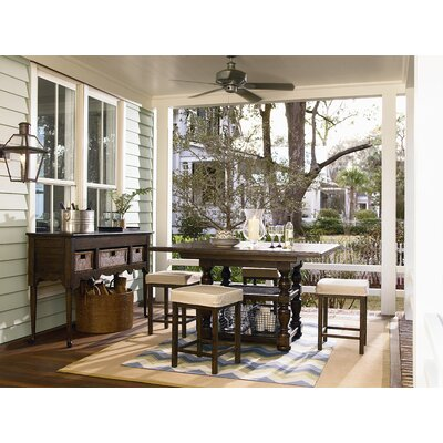 Paula Deen Home Down Home 5 Piece Counter Height Dining Set