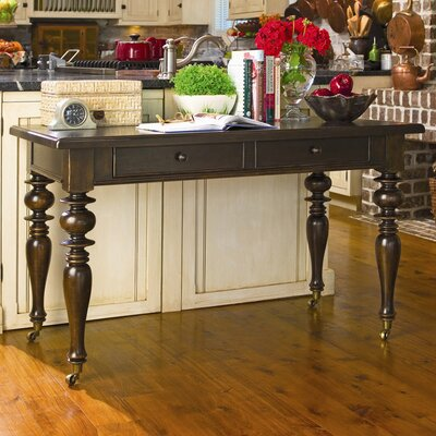Paula Deen Home The Bag Lady's Recipe Writing Desk