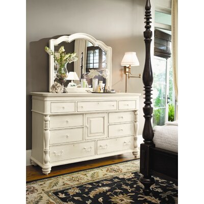 Steel Magnolia Panel Bedroom Collection Wayfair