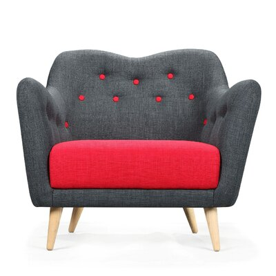 International Design Sweetheart Arm Chair