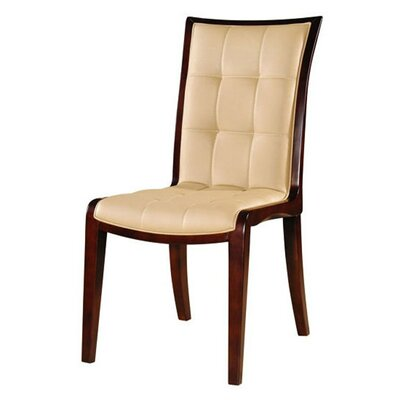 International Design USA King Parsons Chair (Set of 2)
