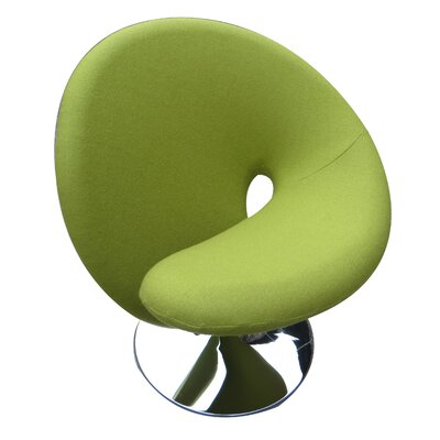 International Design USA Ziggy Swivel Leisure Side Chair
