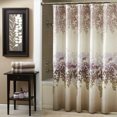 Wisteria Shower Curtain Wayfair