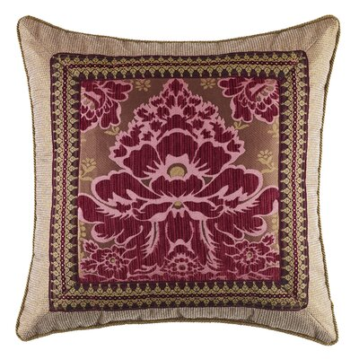 Fuchsia Square Pillow