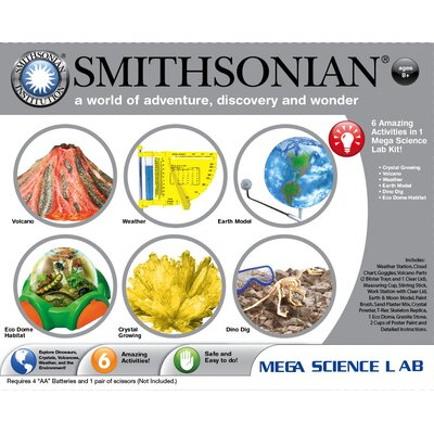 NSI Smithsonian Mega Science Lab