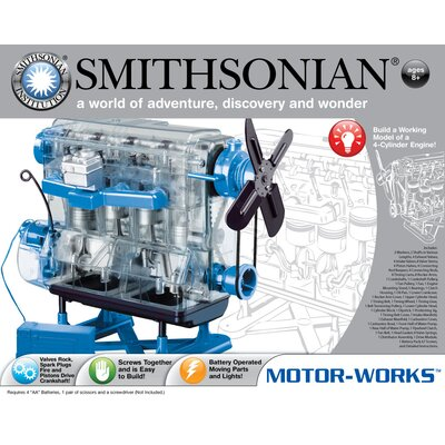 NSI Smithsonian Motor - Works