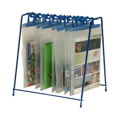 Copernicus Compact Bag Stand with Optional 10 Bags