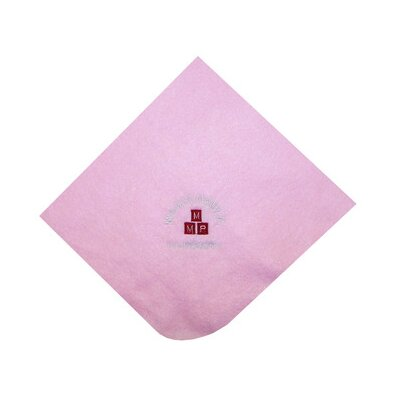 Baby Doll Embroidered Blanket in Pink