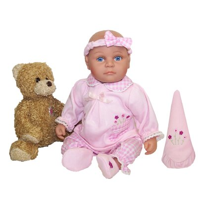 Molly P. Originals Wendi Doll with Bear