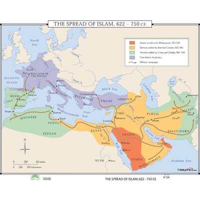 a history of the spread of islam One of the strangest peculiarities in the traditional account of the rise of islam is that none time in it's history astounding spread of.