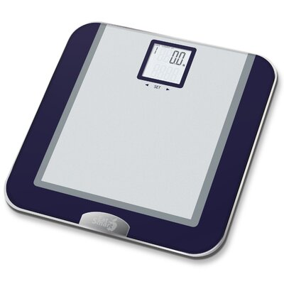 Precision Tracker Digital Bathroom Scale