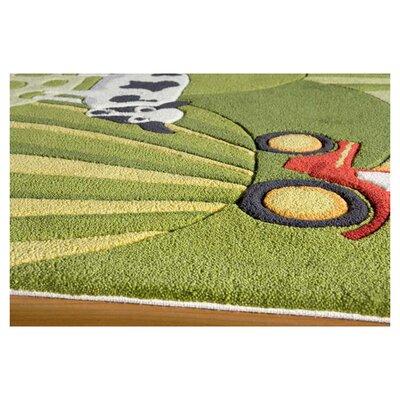 Momeni Lil' Mo Whimsy Grass Kids Rug