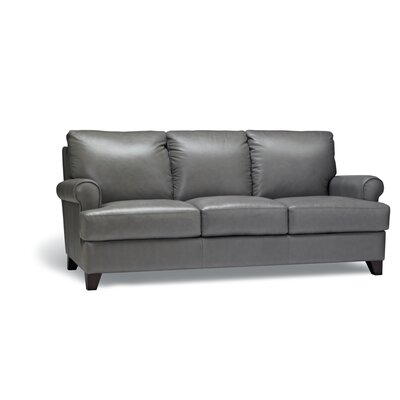 Sofas to Go Brett Leather Sofa