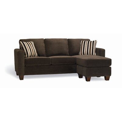 Leif Sofa with Add-A-Chaise