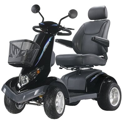 Aviator All Terrain 4 Wheel Electric Power Scooter