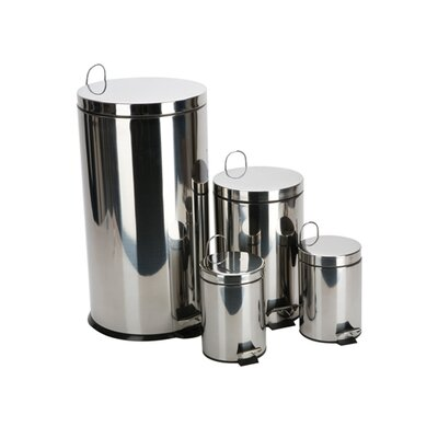 Ethos Stainless Steel Bin (Set of 4)