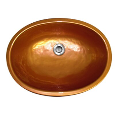 Advantage Series Rumford Undermount Oval Bathroom Sink - 96