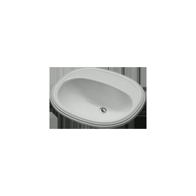 CorStone Advantage Williston Self Rimming Oval Bathroom Sink