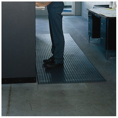 Ribbed Tuff Spun Foot Lover Mat