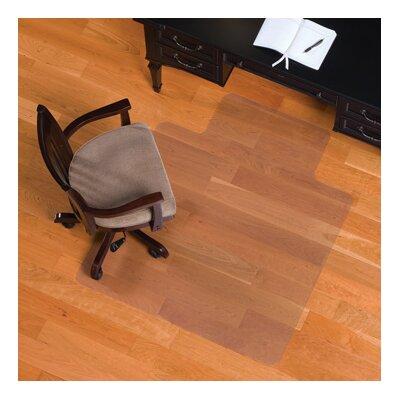 ES Robbins Corporation Hard Floor Straight Edge Chair Mat