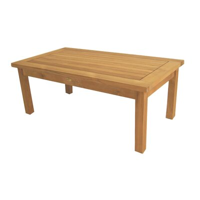 Jewels of Java English Garden Coffee Table
