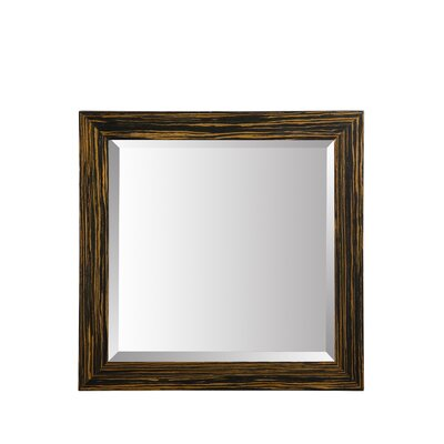 "Xylem Essence 24"" x 24"" Mirror"