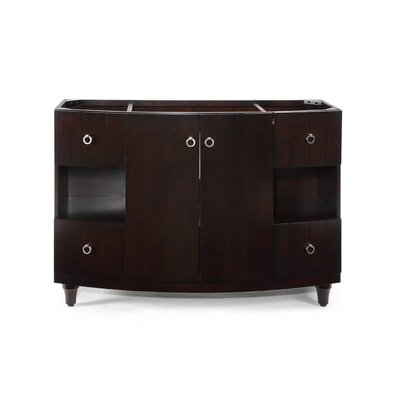 "Xylem Capri 48"" Bathroom Vanity Base"