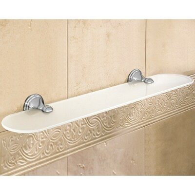 "Gedy by Nameeks Romance 23.62"" x 2.2"" Bathroom Shelf"