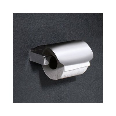 Gedy by Nameeks Kent Toilet Paper Holder with Cover