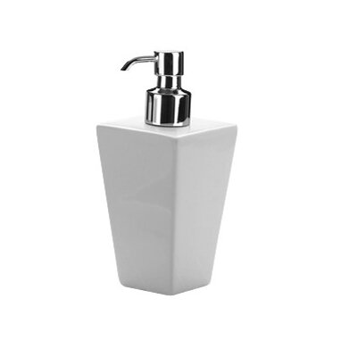 Gedy by Nameeks Jamila Soap Dispenser in White