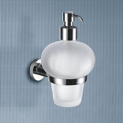 Gedy by Nameeks Demetra Wall Mounted Soap Dispenser