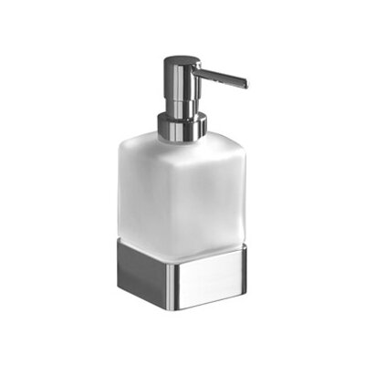 Gedy by Nameeks Lounge Soap Dispenser in Chrome