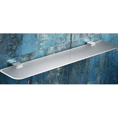 "Gedy by Nameeks Glamour 23.6"" x 0.9"" Bathroom Shelf"