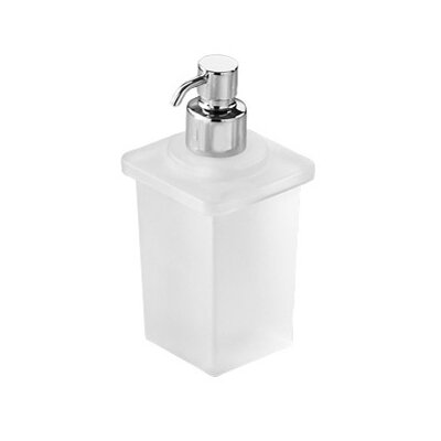 Gedy by Nameeks Glamour Soap Dispenser in White