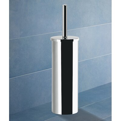Gedy by Nameeks Maine Toilet Brush Holder in Chrome
