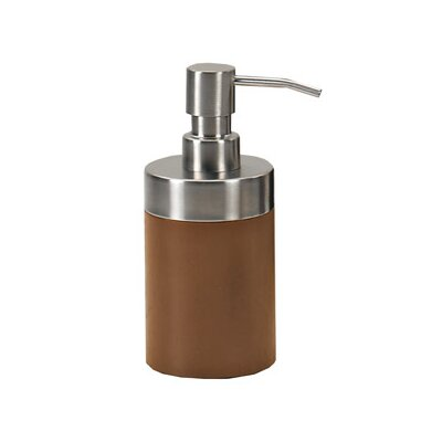 Gedy by Nameeks Erica Soap Dispenser in Walnut