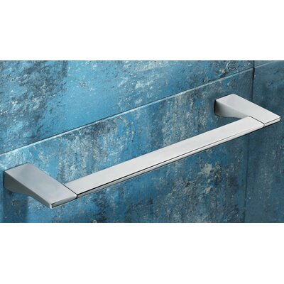 "Gedy by Nameeks Glamour 17.72"" Towel Bar in Chrome"