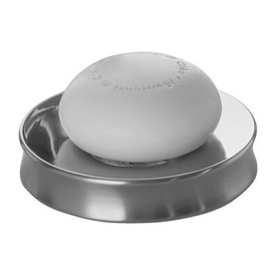 Gedy by Nameeks Primula Soap Dish in Satin