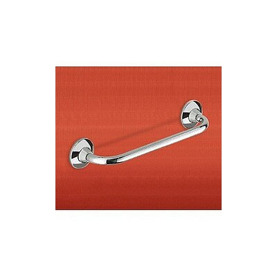 "Gedy by Nameeks Ascot 12"" Towel Bar in Chrome"