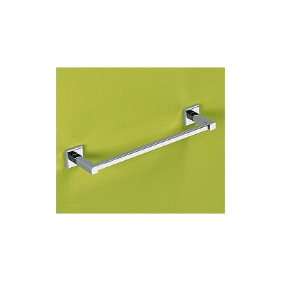 "Gedy by Nameeks Colorado 15"" Towel Bar in Chrome"